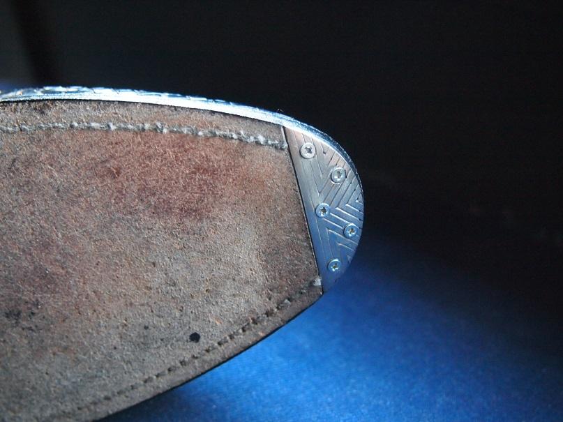 革靴修理 ヴィンテージスチール