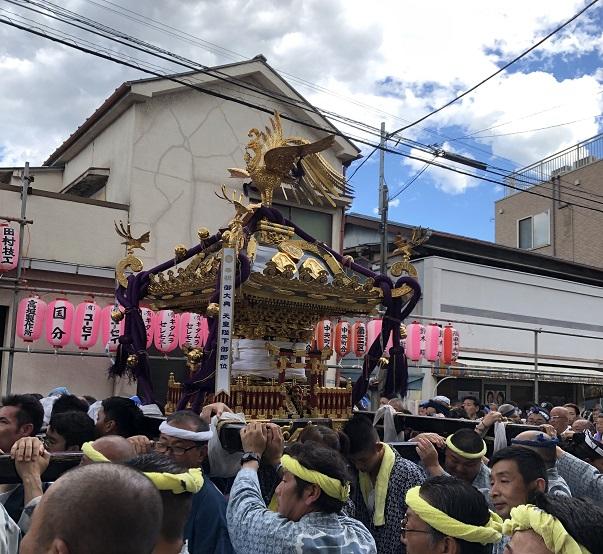 隅田川神社例大祭