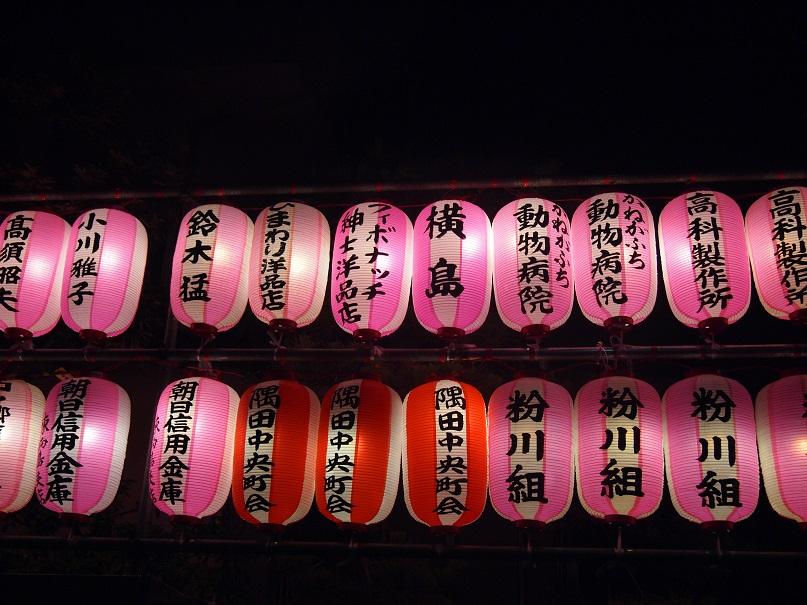 隅田川神社 例大祭