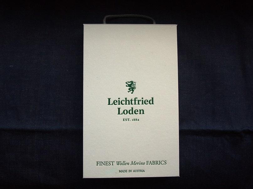 Leichtfried ライヒットフリード ローデンクロス オーダーコート オーダージャケット