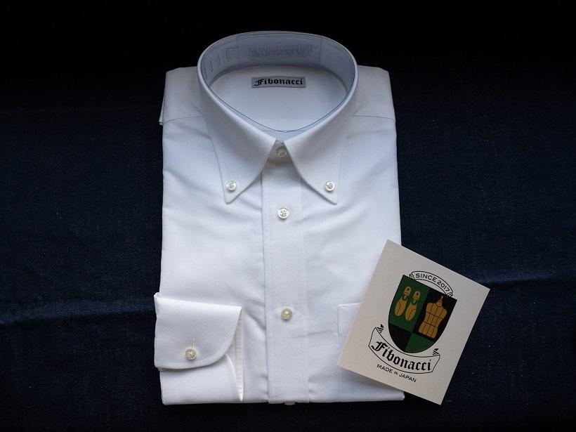 オーダーシャツ オックフォードシャツ ボタンダウンシャツ