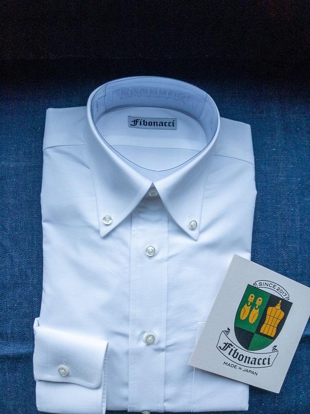 オーダーシャツ ショートボタンダウン オックスフォード