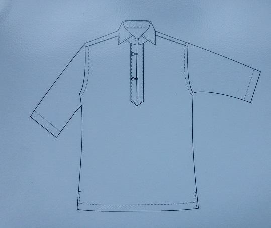 オーダーシャツ カプリシャツ