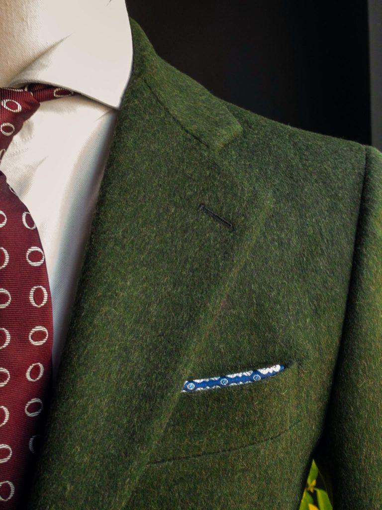 ローデンクロス ローデングリーン オーダースーツ