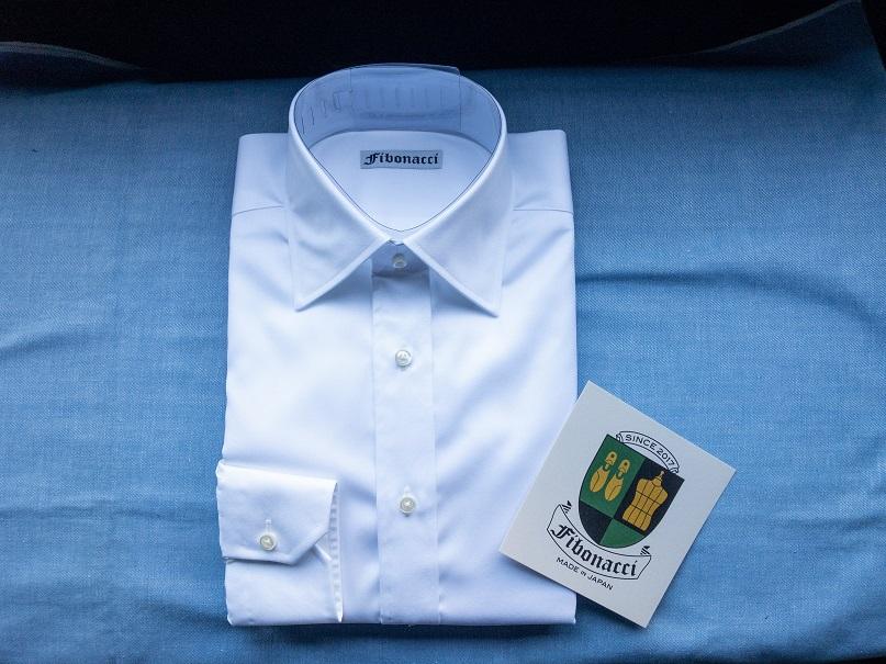 オーダーシャツ 成人式 ピンオックス リンクルフリー