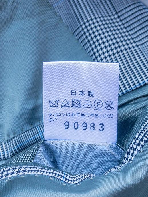 取り扱い表示 洗濯表示