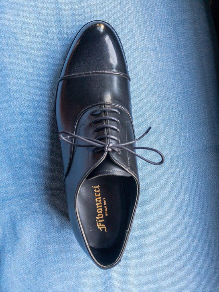 革靴 丸紐 ストレートチップ 宮城興業 ES-02